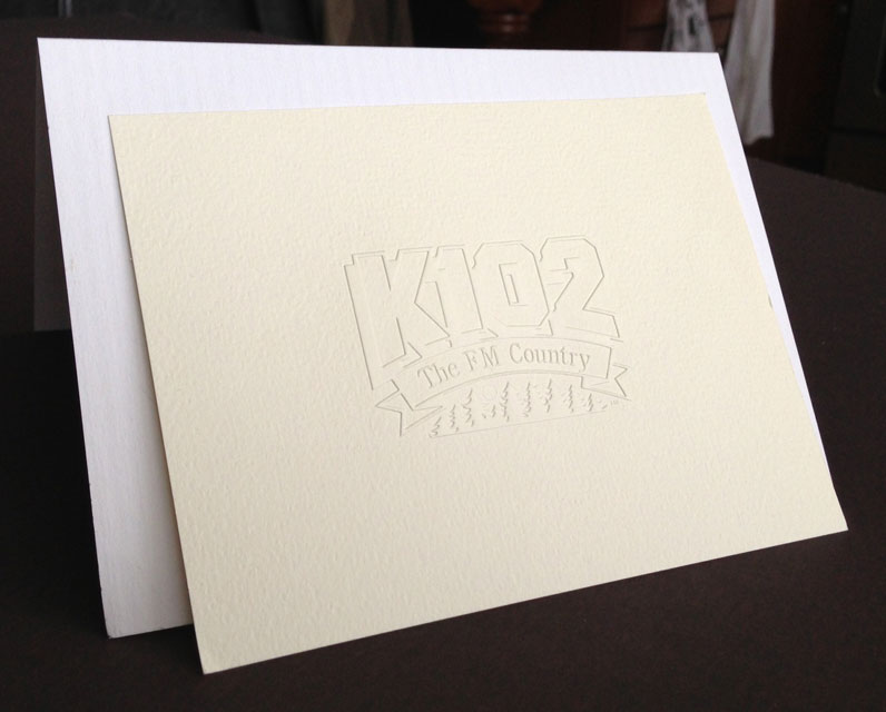 Larkin Industries Embossing