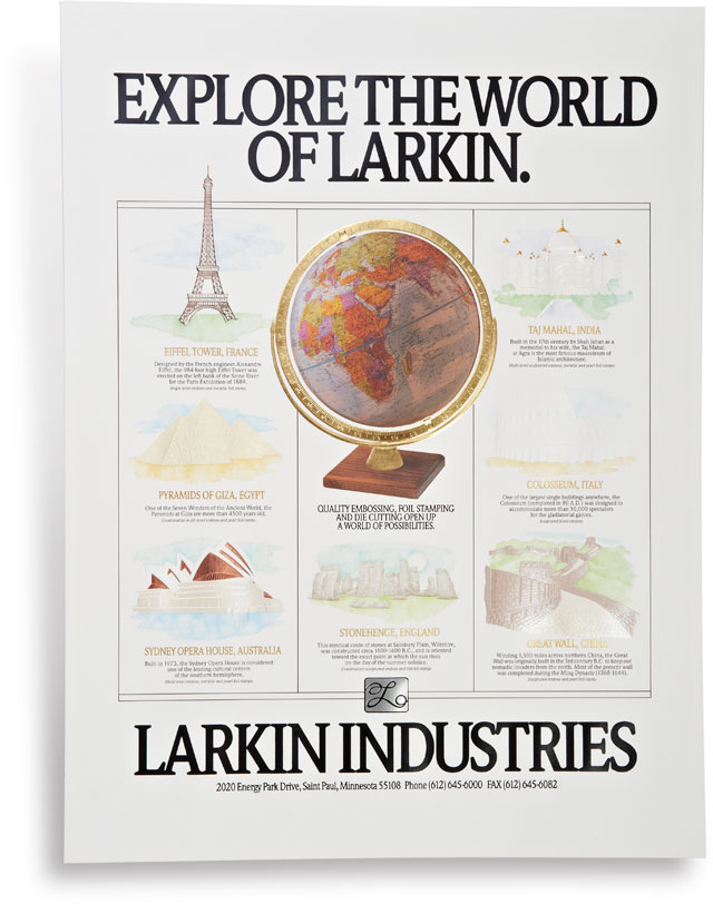 Explore the World of Larkin Industries St Paul