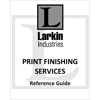 print finishing reference guide twin cities